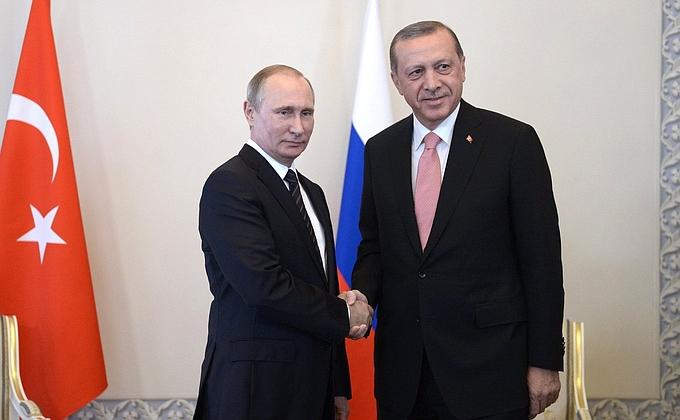 Происки Гюлена: Эрдоган обвинил его вподрыве отношений столицы иАнкары