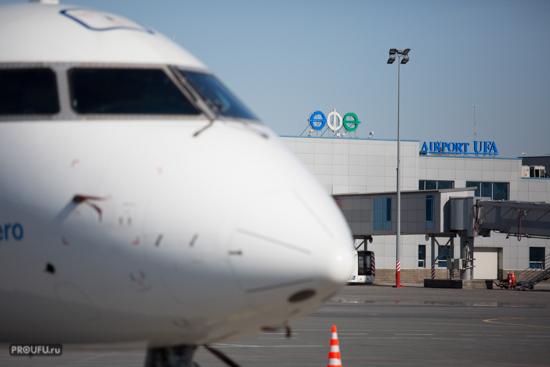Ваэропорту Уфы рейс вТунис задержали на11 часов
