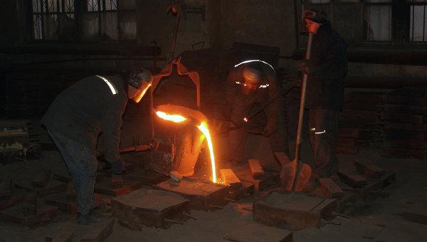 Украина вошла в 10-ку мировых лидеров попроизводству стали