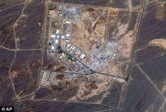Иран установил русские С-300 наядерном объекте Фордо