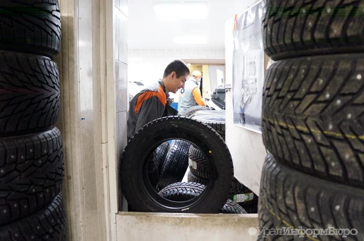 ВСовфеде рекомендовали государственной думе принять закон оштрафах занесезонные шины