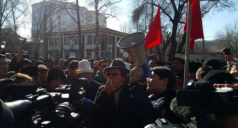 Возбуждено уголовное дело вотношении Омурбека Текебаева поделу MegaCom