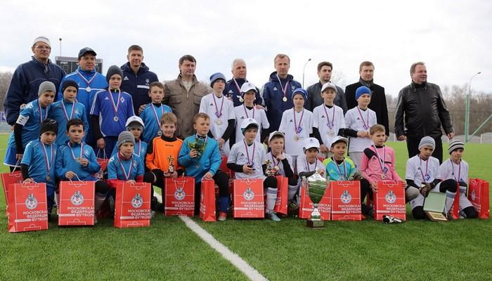 Команда Чертаново (2006) - обладатель «Приза открытия футбольного сезона» 2016 года.