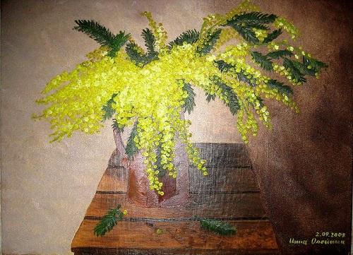 I. Oleinik. Mimosa.jpg