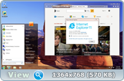 Windows 7 SP1 Обновленная [7601.23564] (x86-x64) AIO [26in2]