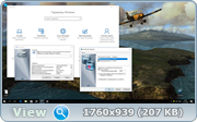 Windows 10 x86x64 Корпоративная LTSB 14393.321 by UralSOFT v.90.16