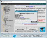 All activation Windows (7-8-10) v10.8 [Multi/Ru]