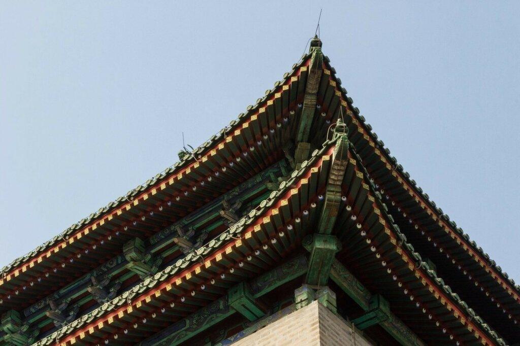 Крыша башни