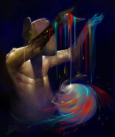 Hot Concept Art by EllisClark
