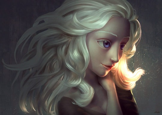 Beautiful Illustrations by Yoshiyaki Shibukawa
