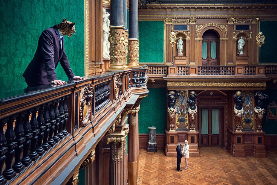 La mezzanine - Une vie de chateau / A golden youth / photo by Malo