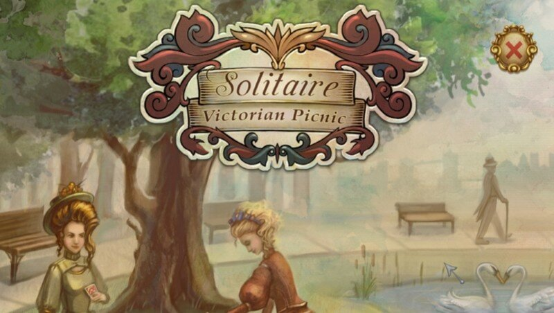 Solitaire Victorian Picnic