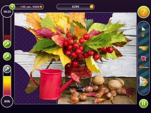 Holiday Mosaics: Halloween Puzzles