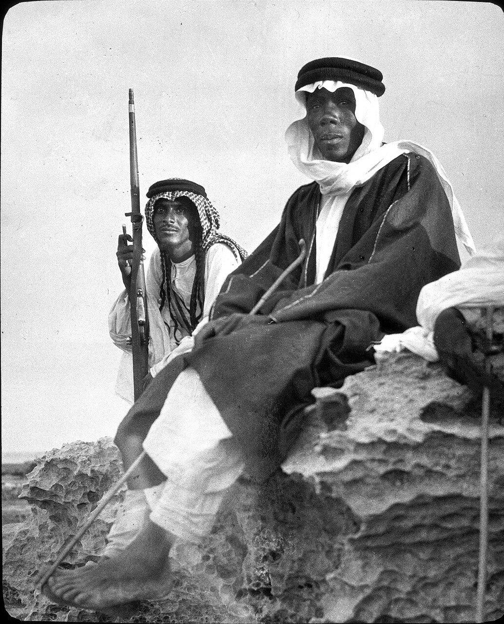Йемен. Мохаммед Абдулла