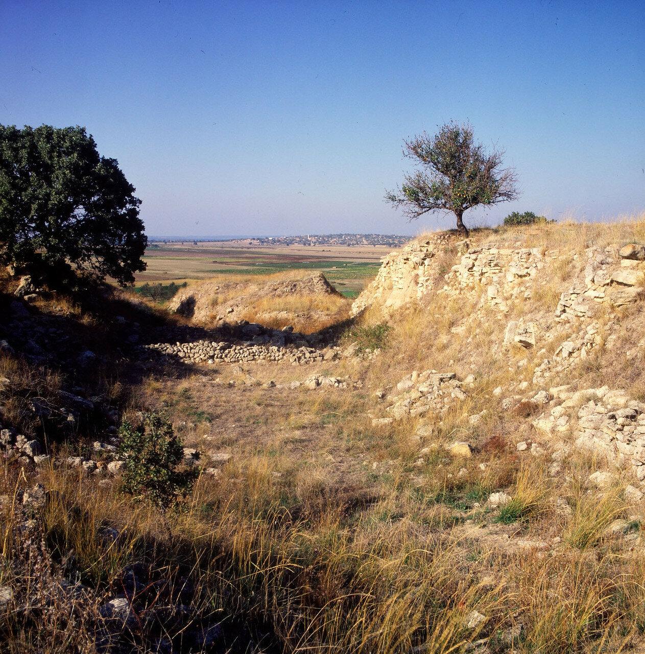 Троя I. Раскопки