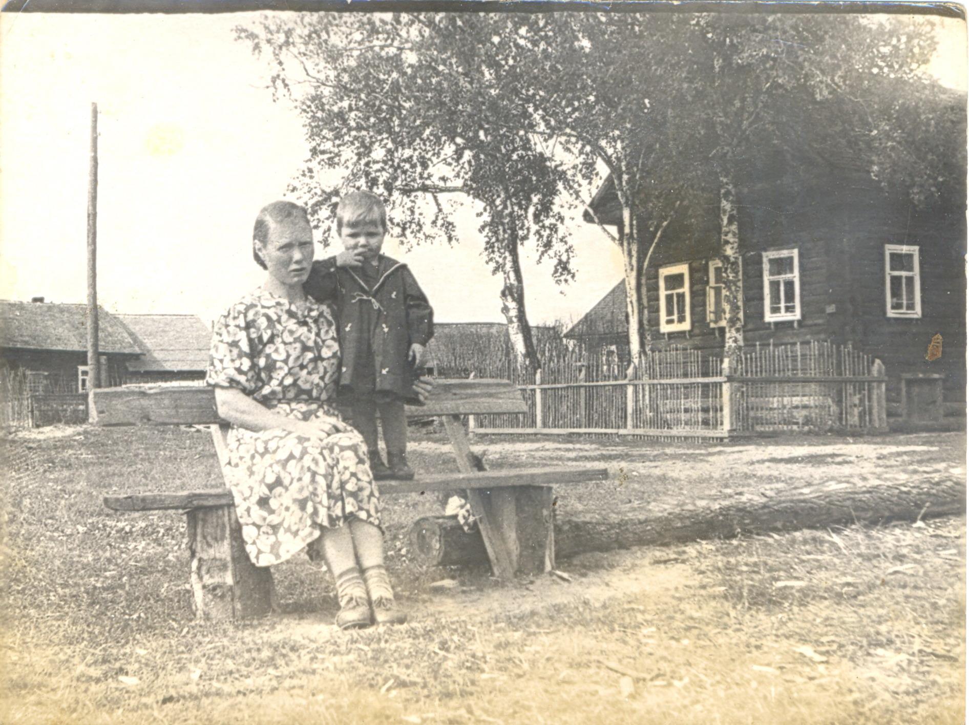 1962. В начале Большой улицы