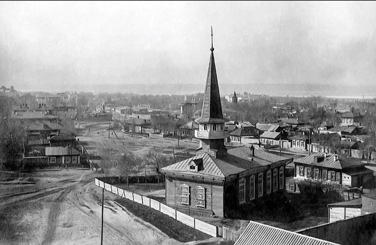 Мечеть на Андреевской площади
