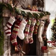 Рождественкий носок