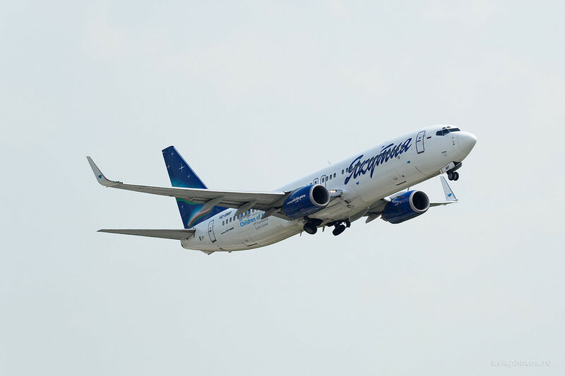 Boeing 737-86N (VQ-BMP) Якутия 0700_D804563