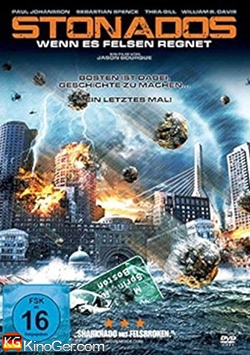Stonados - Wenn es Felsen regnet (2013)