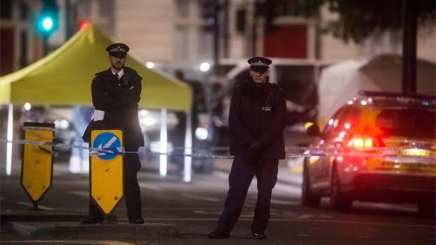 Теракт в Лондоне: 19-летний устроил резню в центре британской столицы
