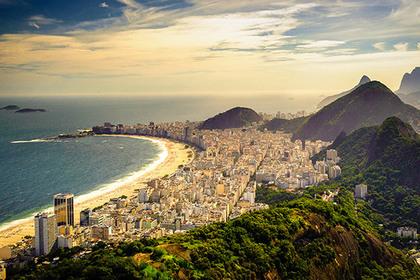 Российские туристы зачастили в Бразилию