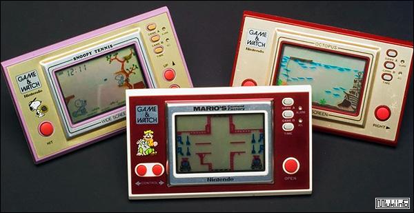 Японская игра Game & Watch. Прототип легендарной советской Электроники