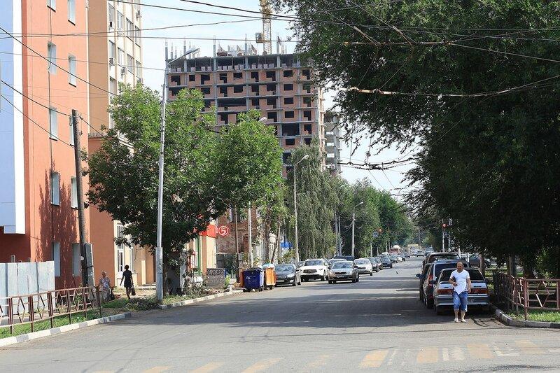 ул. Коммунистическая, Буянова и старый город 120.JPG