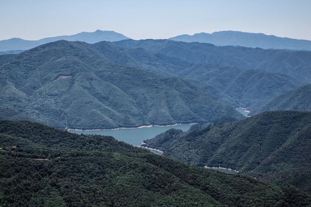 До Франции рукой подать - горы Кольсакабра на севере Испании