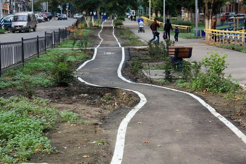 0 1e8831 e9a8e564 XL Доказательства тяжелой жизни велосипедистов в городе: фото и видео