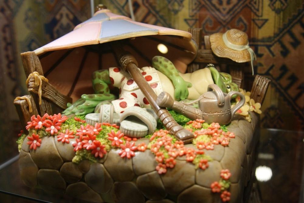 Марципан вВенгрии— нетолько украшение для торта. Это настоящее искусство изсъедобного пластилина