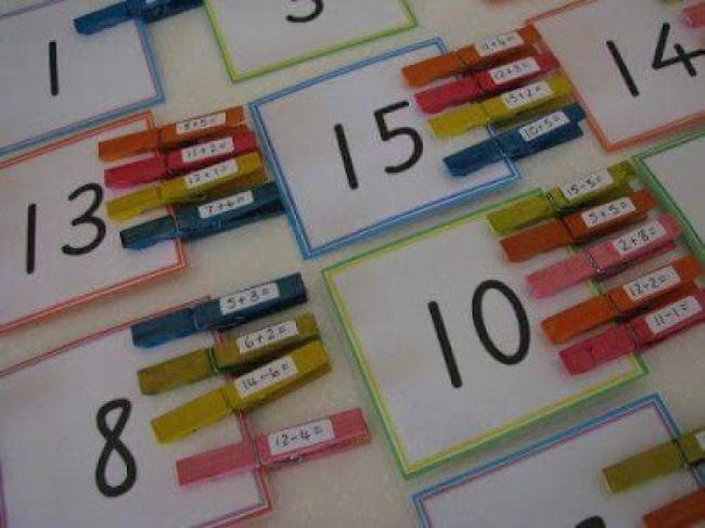 © www.manualidadesytips.com  Как играть Для этой игры заранее нужно приготовить карточки и про
