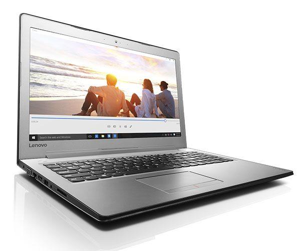 Представлен ноутбук Lenovo Ideapad 510 15″