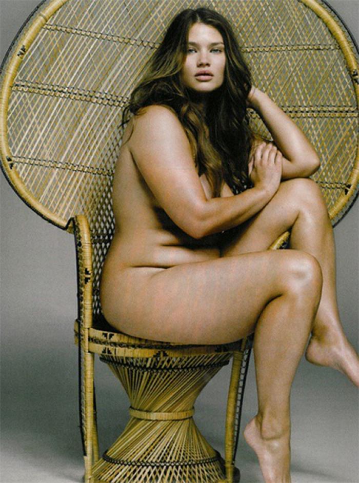 Американка Тара Линн, которую представляет модельное агентство IMG Models, уже успела побывать на об