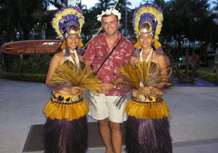 5. Северные Марианские Острова (Тихий океан) На тысячу женщин здесь приходится всего лишь 756 мужчин
