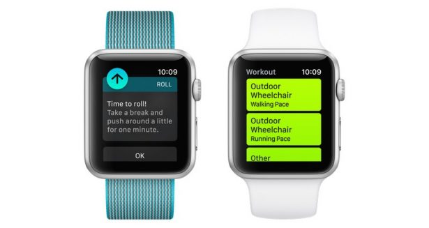 Apple добавят выбор показателей для отслеживания, например режим использования кресла спокойн