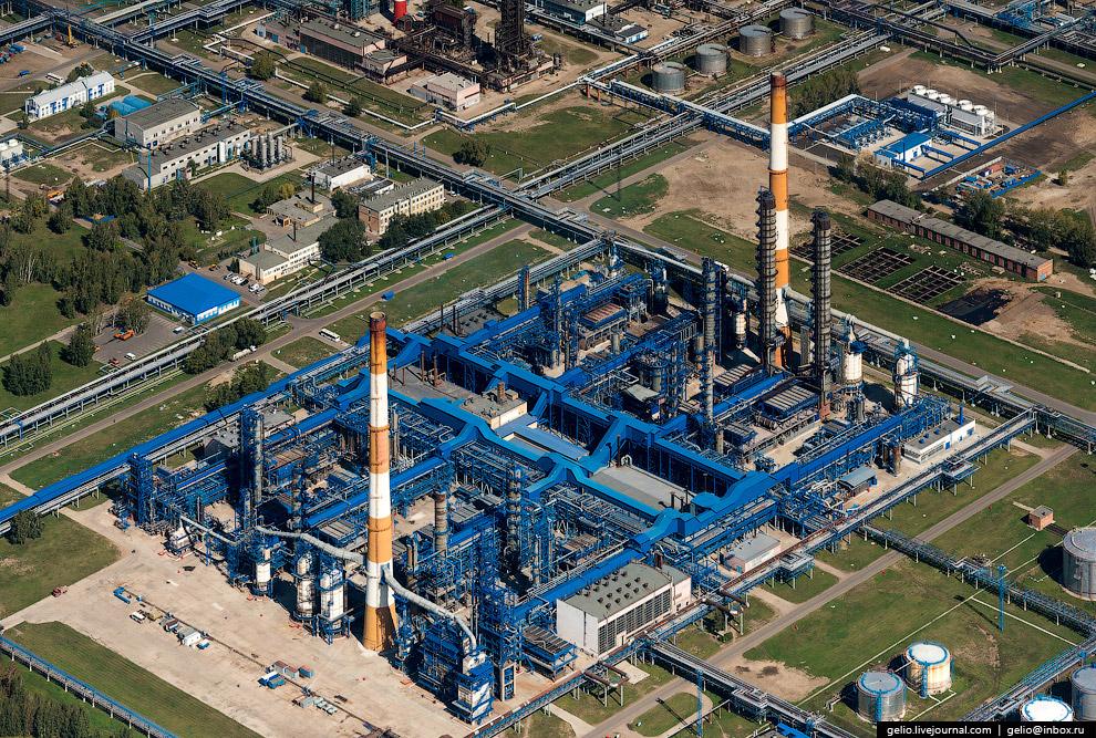 60. ТЭЦ-5. Крупнейшая электростанция в Омской системе, одна из крупнейших в Сибири. Обеспечивая