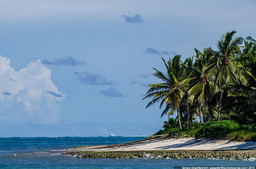 5. Из всех отелей, в которых мне довелось пожить за 10 дней путешествия в Доминикану, наиболее