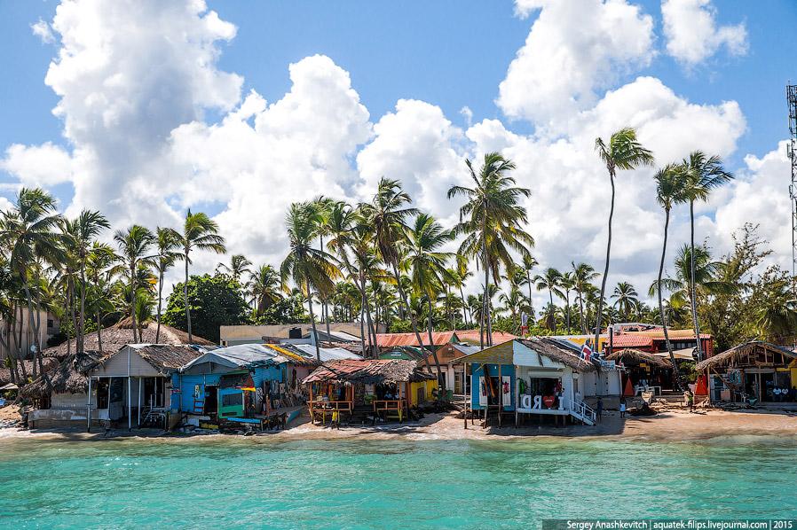 14. Пляж Макао называют диким и чарующим местом в непосредственной близости от туристической зо