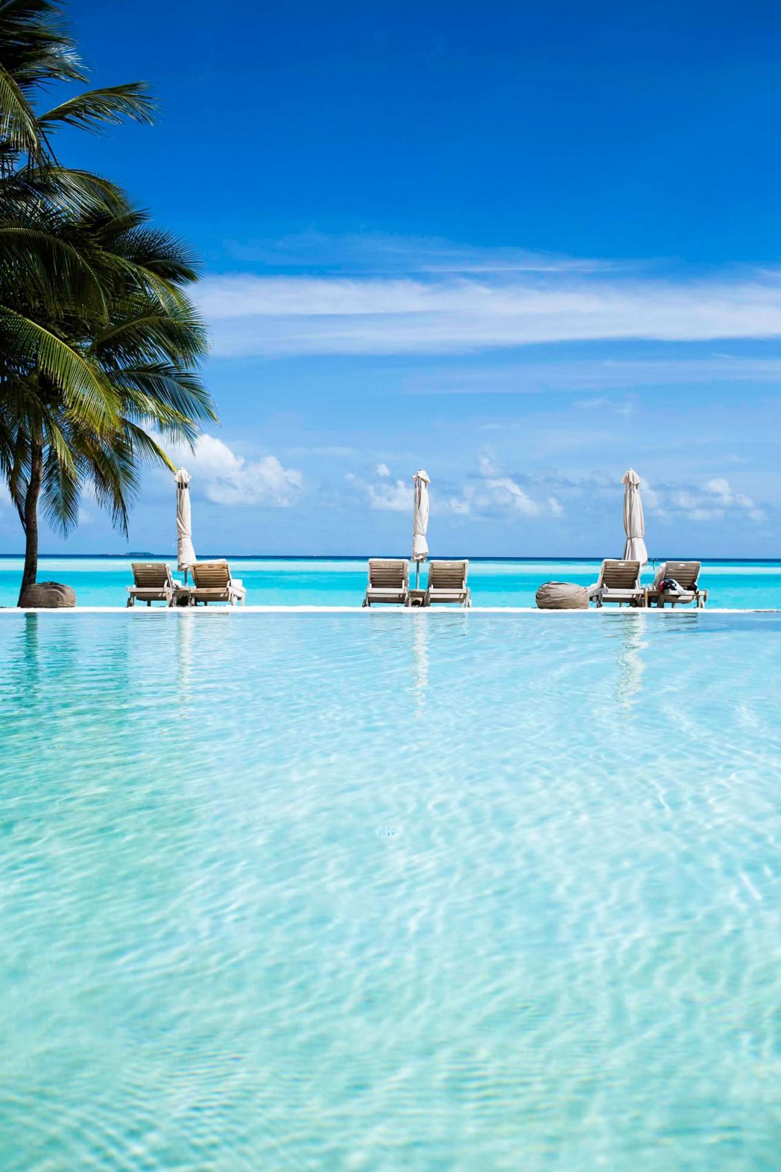 Райский уголок Gili Lankanfushi на Мальдивах