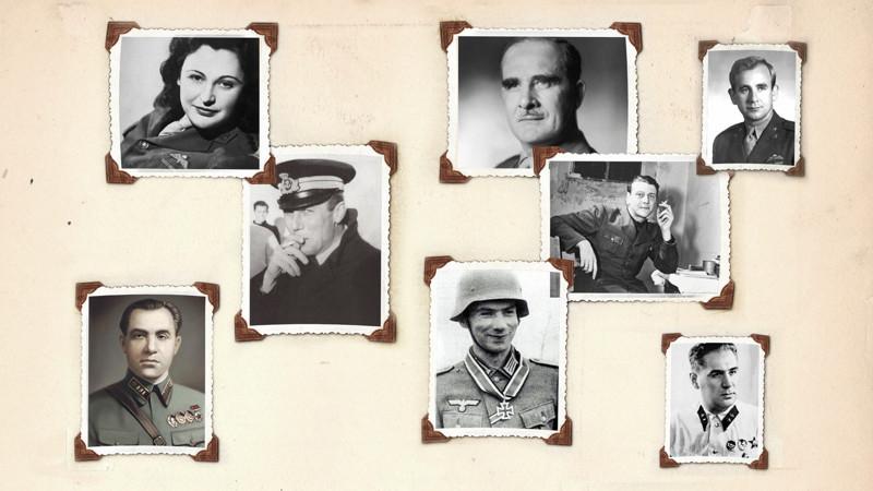 Дерзкие и резкие: самые выдающиеся диверсанты Второй мировой войны (9 фото)