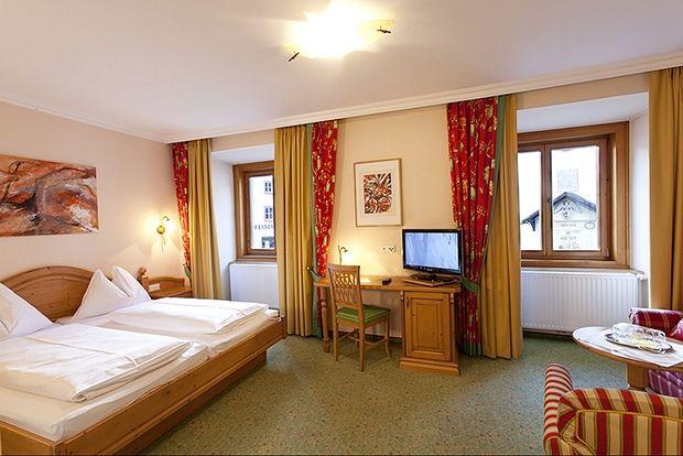 Отель Steffner-Wallner, Австрия Год постройки: 1027 Непримечательному зданию в историческом центре г