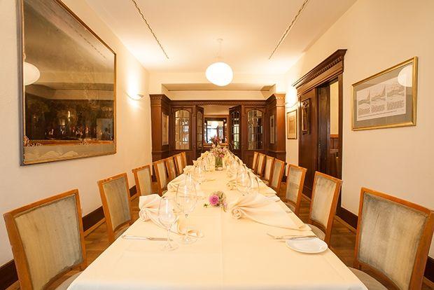 Отель Zum roten Baren, Германия Год постройки: 1120 Это старейший отель Европы: он работает как гост