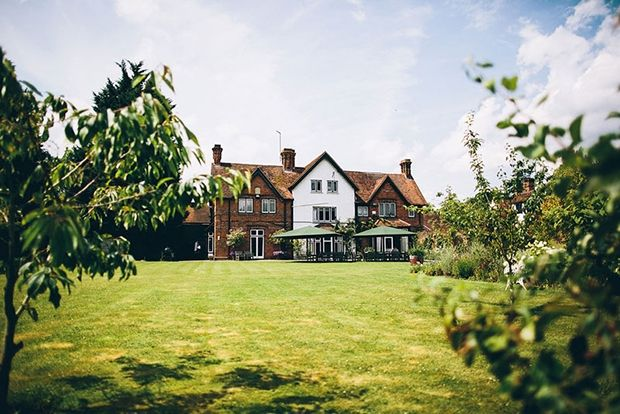 Отель The Olde Bell, Великобритания Год постройки: 1135 В прошлом году этой симпатичной английской г