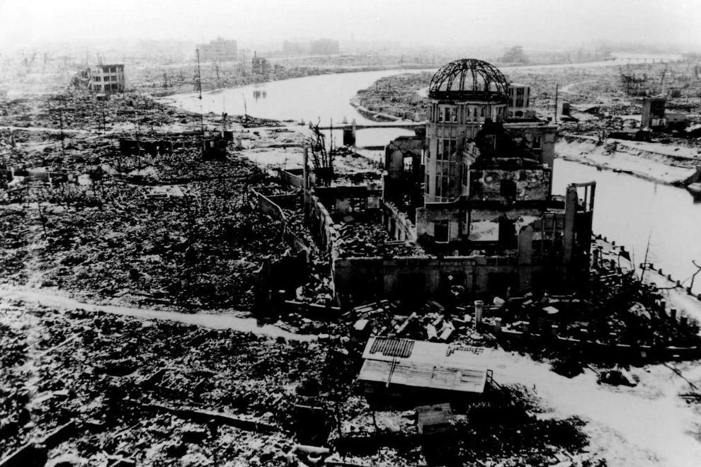 В этом году атомным бомбардировкам американцами городов Хиросимы и Нагасаки исполняется 70 лет.