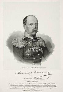 Александр Петрович Немчинов, генерал-лейтенант, начальник 5-ой артиллерийской дивизии