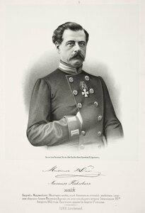 Михаил Павлович Юний, поручик Модлинского пехотного полка