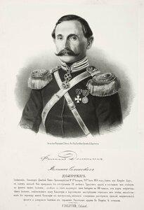 Филипп Семенович Долотин, полковник, командир Донской конно-артиллерийской 7-ой батареи