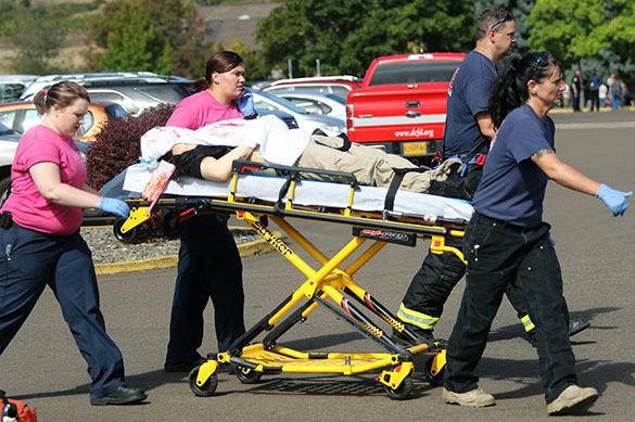 Убийца полицейских вБатон-Руже был североамериканским военным