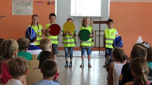 конкурс на костюмы в Барабинске